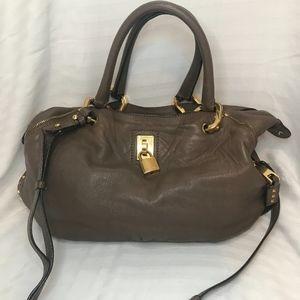Marc Jacobs - Taupe Small Janice Bag